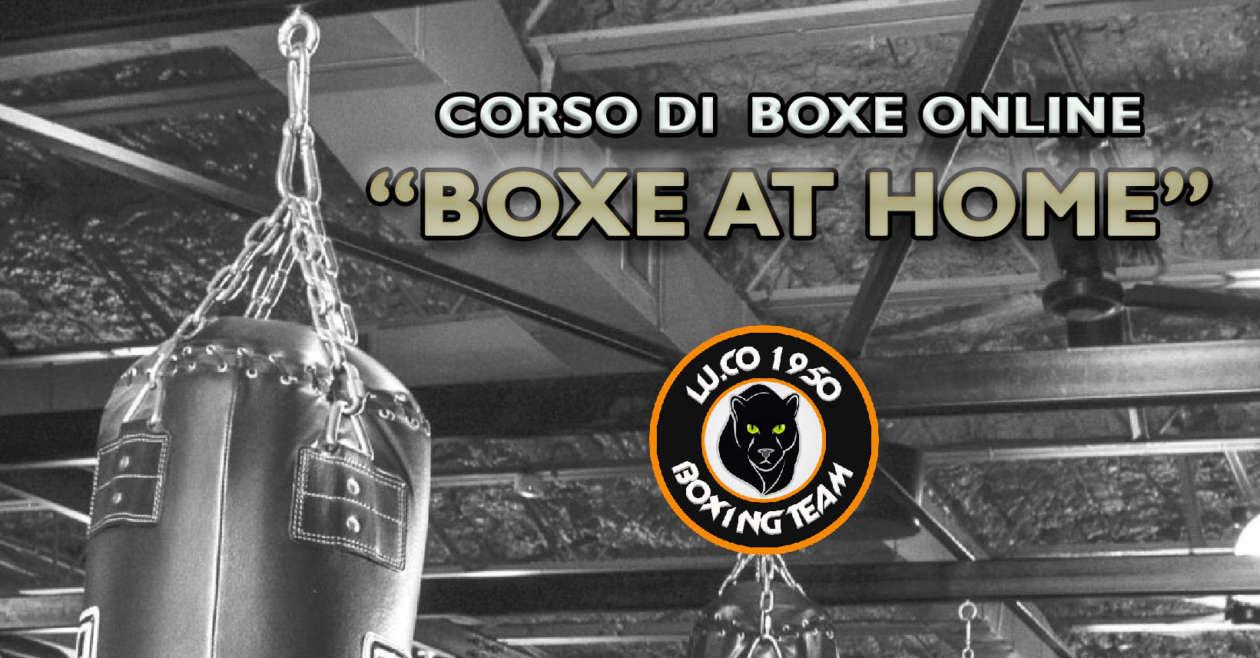 corso di boxe online Pugilato Bovisa